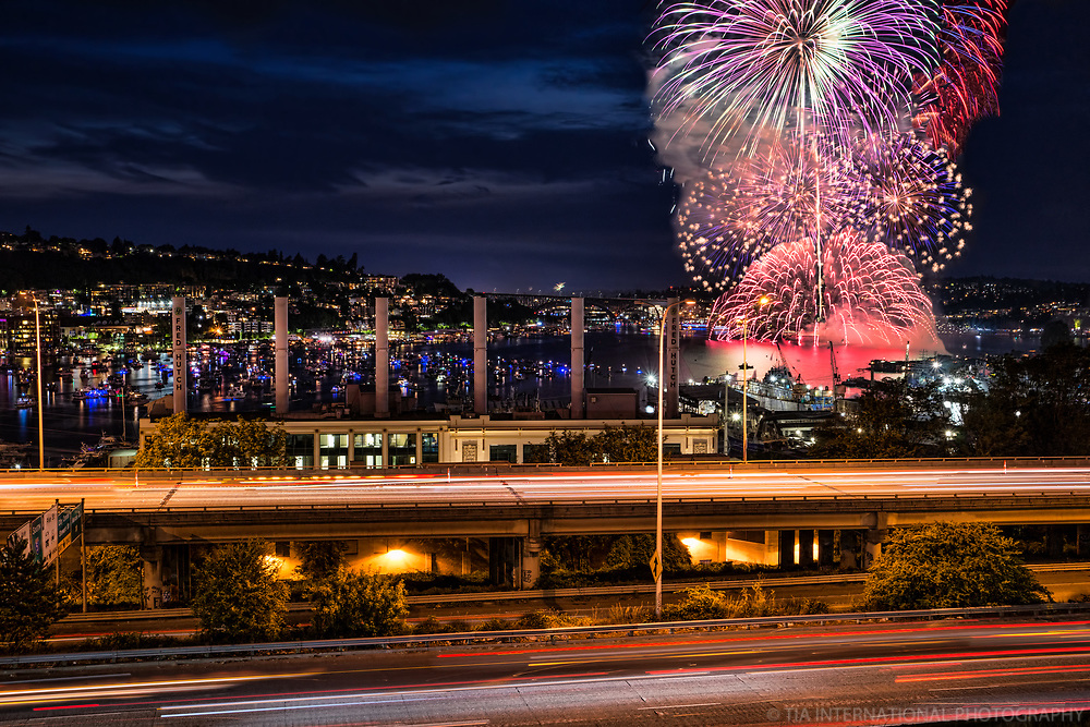 Independence Day 2019, Capitol Hill, Seattle