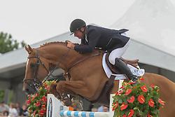 Lejeune Philippe (BEL) - Vigo d'Arsouilles<br /> BMW Grand Prix - CSI 3* Aalst 2012<br /> © Hippo Foto - Counet Julien