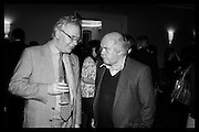 DANIEL JOHNSON; MARK FISHER, Party to celbrate the publication of ' Walking on Sunshine' 52 Small steps to Happiness' by Rachel Kelly. RSA. London. 9 November 2015