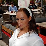 NLD/Amsterdam/20070610 - Presentatie Playboy's Playmates Collectors Special Edition, playmate en model Dorien Rose Duinker