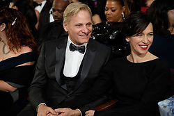 Oscar® nominee, Viggo Mortensen, and Ariadna Gil during the live telecast of The 91st Oscars® at the Dolby® Theatre in Hollywood, CA on Sunday, February 24, 2019.