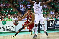 Axel Toupane  - 20.06.2015 - Limoges / Strasbourg - Finale Pro A<br /> Photo : Manuel Blondeau / Icon Sport