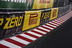 May 23, 2018 - Montecarlo, Monaco - Wall of the chicane turn of Monaco during the Monaco Formula One Grand Prix  at Monaco on 23th of May, 2018 in Montecarlo, Monaco. (Credit Image: © Xavier Bonilla/NurPhoto via ZUMA Press)