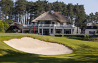 WASSENAAR / Den Haag -  clubhuis. Koninklijke Haagsche Golf Club    COPYRIGHT KOEN SUYK