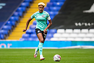 Brighton & Hove Albion defender Victoria Williams (20) during the FA Women's Super League match between Birmingham City Women and Brighton and Hove Albion Women at St Andrews, Birmingham United Kingdom on 12 September 2021.