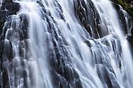 Narada Falls in Mount Rainier National Park, Washington State, USA