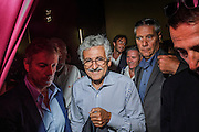 Massimo D'Alema durante la presentazione del comitato nazionale per il No al referendum costituzionale , Roma 5 settembre 2016. Christian Mantuano / OneShot<br />