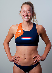 Julia Wouters during the BTN photoshoot on 3 september 2020 in Den Haag.