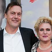 NLD/Amsterdam/20121007- Premiere Aspects of Love, Marjolijn Touw en partner Rob