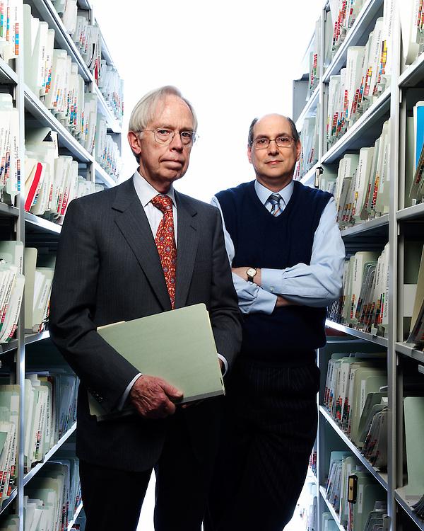 J. Dennis Delafield and Vincent Sellecchia of Tocqueville Asset Management L.P.