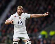 Chris Robshaw of England looks on during the RBS 6 Nations match at Twickenham Stadium, Twickenham<br /> Picture by Andrew Tobin/Focus Images Ltd +44 7710 761829<br /> 21/03/2015