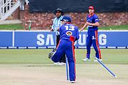 Varsity Cricket 2018