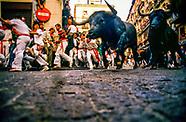 Spain-Pamplona-Fiesta of San Fermin