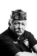 William R. McLucas<br /> Navy<br /> E-7<br /> Airborne Communications<br /> 1955 - 1975<br /> Vietnam<br /> <br /> Veterans Portrait Project<br /> St. Louis, MO