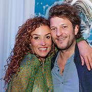NLD/Den Haag/20190305 - Inloop premiere Art, Katja Schuurman en partner Freek van Noortwijk