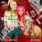 """April 09, 2021 - WORLDWIDE: Gwen Stefani, Saweetie """"Slow Clap"""" Single Release"""