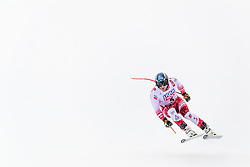 February 9, 2019 - Re, SWEDEN - 190209 Matthias Mayer of Austria competes in the downhill during the FIS Alpine World Ski Championships on February 9, 2019 in re  (Credit Image: © Daniel Stiller/Bildbyran via ZUMA Press)