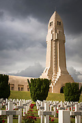 Douaumont Ossuary in France