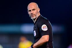 Referee Kevin Johnson - Mandatory by-line: Ryan Hiscott/JMP - 13/11/2018 - FOOTBALL - St James Park - Exeter, England - Exeter City v Bristol Rovers - Checkatrade Trophy
