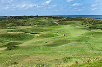 DOMBURG - Golf - Domburgsche GC in Zeeland. COPYRIGHT KOEN SUYK