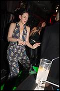 MARIA GRACHVOGEL, Nightclubbing book launch: Richard Young. Rosewood. London, 252 High Holborn, 24 November 2014.
