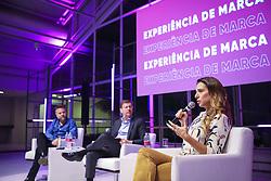 O AHEAD! um espaço criado pelo Grupo RBS para que os gestores de marketing tenham mais uma oportunidade de conversar sobre o ambiente de comunicação contemporâneo. Para debater sobre experiência de marca, o AHEAD!, desta quarta-feira (13), recebeu dois especialistas no assunto: a diretora de Marketing do Rock in Rio, Fernanda Estrella, e o head de Brand Experience da Heineken, Guilherme Bailão. FOTO: Marcos Nagelstein/ Agência Preview