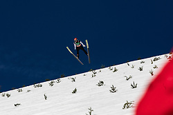 Markus Eisenbichler (GER) during the 2nd round of the Ski Flying Hill Individual Competition at Day 4 of FIS Ski Jumping World Cup Final 2019, on March 24, 2019 in Planica, Slovenia. Photo Peter Podobnik / Sportida