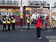 Notting Hill carnival, London, 27 August 2017