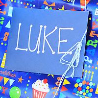 Luke Geiman 4th Birthday Party
