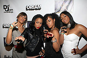 Electric Red at The Dream's Black Tie Album Release Party held at The Hiro Ballroom on March 11, 2008 in New York City.  ..The Dream- Platinum-selling, award-winning, R&B Recording Artist, Writer and Producer, whose sophomore album, Love vs. Money, out NOW!