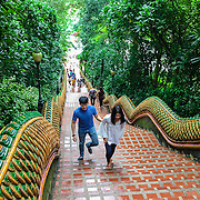 THA/Chiang Mai/20160729 - Thailand 2016 Chiang Mai, Wat Phrathat Doi Suthep