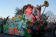 Endymion Parade, Mardi Gras, New Orleans, Louisiana, USA