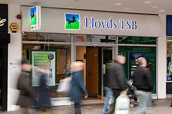Lloyds bank on the Moor, Sheffield