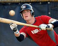 USA 18U Baseball National Team  vs FIU (Nov 11 2011)