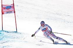 05.03.2011, Pista di Prampero, Tarvis, ITA, FIS Weltcup Ski Alpin, Abfahrt der Damen, im Bild Michaela Kirchgasser (AUT) // Michaela Kirchgasser (AUT)  during Ladie's Downhill FIS World Cup Alpin Ski in Tarvisio Italy on 5/3/2011. PHOTOPRESS © 2011, PhotoCredit: PHOTOPRESS/ Johann Groder