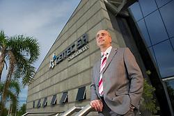 O superintendente de Design e Relações Institucionais da CEITEC S.A, Marcelo Lubaszweski, na sede da empresa em Porto Alegre. FOTO: Jefferson Bernardes/Preview.com