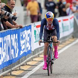 24-09-2020: wielrennen: WK tijdrit vrouwen: Imola<br /> Chloe Dygert