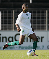 Fotball<br /> Saudi-Arabia / Saudi Arabia<br /> Foto: imago/Digitalsport<br /> NORWAY ONLY<br /> <br /> 08.09.2005  <br /> <br /> Redar Fallatha (Saudi Arabien)