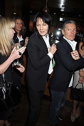 """LUCY BIRLEY at a party and exclusive private view of 'Naked Portrait With Reflection"""" by Lucian Freud hosted by Christie's held at 17 Berkeley Street, London on 17th June 2008.<br /><br />NON EXCLUSIVE - WORLD RIGHTS"""