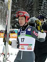 Hopp - FIS World Cup - 31.01.2003 - Bad Mittendorf / Kulm<br /> Tommy Ingebrigtsen - Norge<br /> Foto: Calle Törnström, Digitalsport