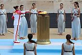211019 Winter Olympics Flame Ceremony