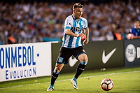 AVELLANEDA, BUENOS AIRES, ARGENTINA - 2017 NOVEMBER 01. Racing Club (4) Iván Pillud during the Copa Sudamericana quarter-finals 2nd leg match between Racing Club de Avellaneda and Club Libertad at Estadio Juan Domingo Perón,  <br /> ( Photo by Sebastian Frej )