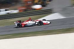 April 20, 2018 - Birmingham, Alabama, United States of America - April 20, 2018 - Birmingham, Alabama, USA: MARCO Andretti (98) of the United States takes to the track to practice for the Honda Grand Prix of Alabama at Barber Motorsports Park in Birmingham, Alabama. (Credit Image: © Justin R. Noe Asp Inc/ASP via ZUMA Wire)