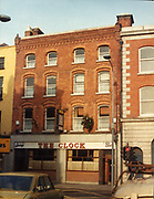 Old Dublin Amature Photos February 1984 WITH, Dominick St Church, Granby Lane, Ranalagh, Narrow Door, Nurses Home, James Hospital,  Thomas St, Ardee St,