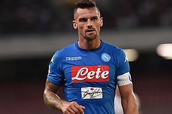 August 27, 2017 - Naples, Naples, Italy - Christian Maggio of SSC Napoli during the Serie A TIM match between SSC Napoli and Atalanta BC at Stadio San Paolo Naples Italy on 27 August 2017. (Credit Image: © Franco Romano/NurPhoto via ZUMA Press)