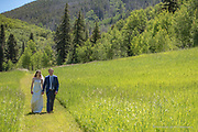 Outdoor Wedding Photography, Steamboat Springs Colorado, Steamboat Springs Colorado Photographer, Wedding Photography