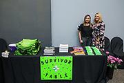 Good Samaritan Hospital hosts it's annual National Cancer Survivor Day Event at the Addison-Penzak Jewish Community Center of Silicon Valley in Los Gatos, California, on June 21, 2018. (Stan Olszewski/SOSKIphoto)