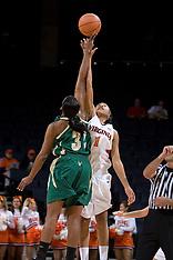 20070322 - Virginia v South Florida (NCAA Women's NIT Basketball Tournament Rd 3)
