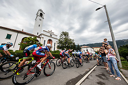 Marko Kump (SLO) of Adria Mobil near Ajdovscina during 4th Stage of 26th Tour of Slovenia 2019 cycling race between Nova Gorica and Ajdovscina (153,9 km), on June 22, 2019 in Slovenia. Photo by Vid Ponikvar / Sportida