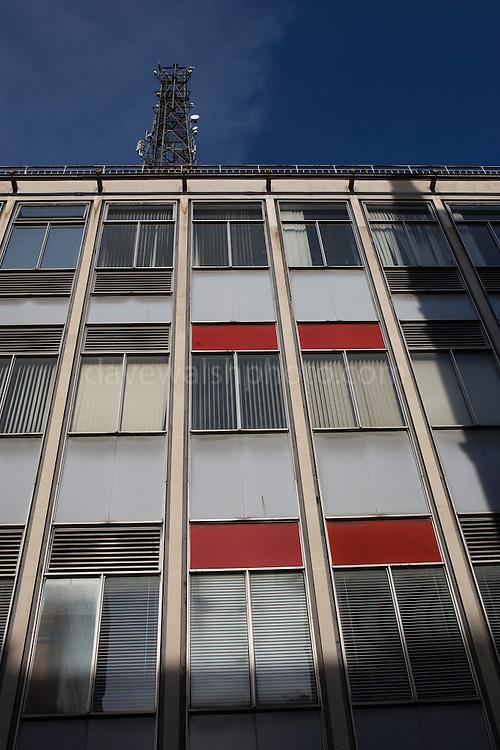 Telephone exchange building, Dame Court, Dublin